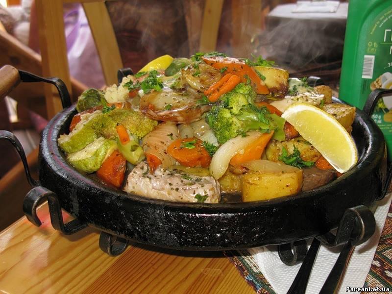 Блюда из брюшек семги рецепт с фото